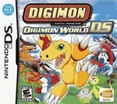 Digimon World DS, Dawn and Dusk Digimon_world