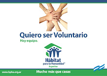 Sumate como voluntario