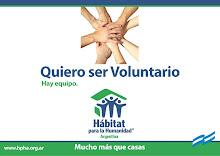 Sumate como voluntario