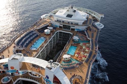 Conozca el Allure of the Seas (Oasis de los mares): El crucero más grande del mundo Allure-of-the-Seas31