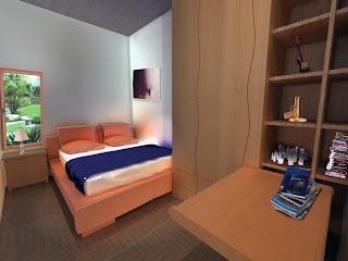 desain rumah tinggal on selamat datang di rumah desain natarana: Desain Interior Rumah Tinggal ...