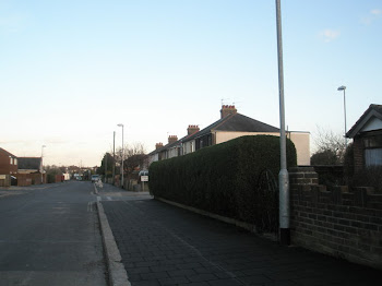 Central Road today
