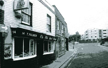 Palmers Sweet Shop in Cosham High Street