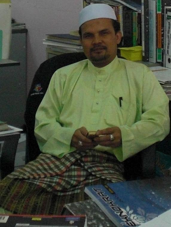 Wan Ahmad Tarmizi Hj Wan Daud