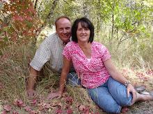 Scott and Deb