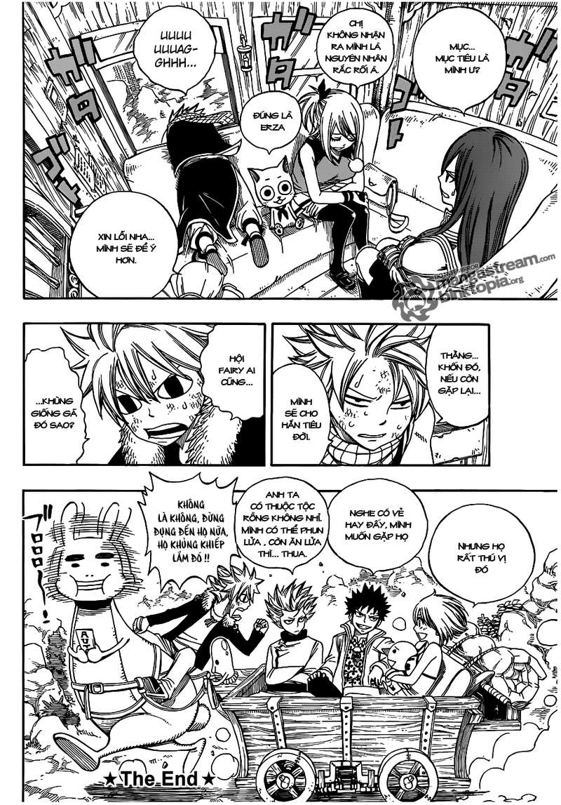 Fairy Tail x Rave Crossover