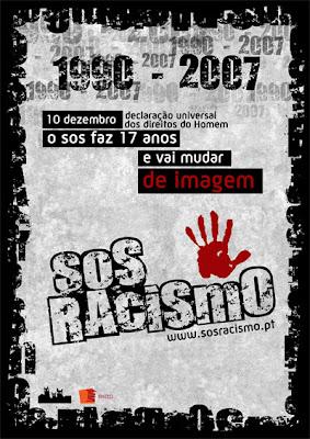 SOS Racismo 17º Aniversário