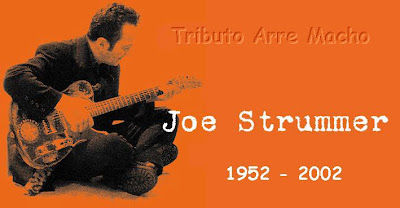 Tributo Joe Strummer