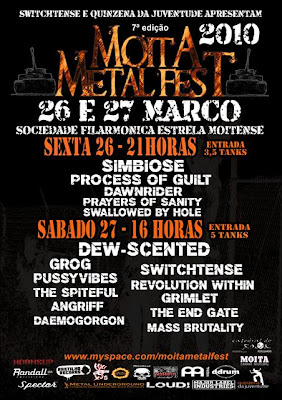 Moita Metal Fest 2010
