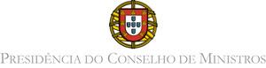 Logo Presidência do Conselho de Ministros