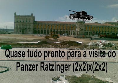 Ratzinger (2x2)x(2x2) [abre noutra janela]