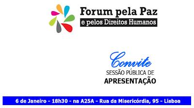 Fórum pela Paz e pelos Direitos Humanos