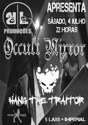 Occult Mirror + Hang The Traitor