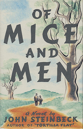 the concept of friendship during the great depression in of mice and men a novel by john steinbeck John steinbeck's of mice and men is a parable about  john steinbeck type of work: novel  of mice and men takes place during america's great depression,.