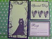 Limeade Wedding Stationary