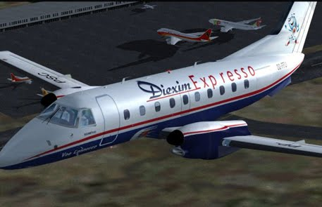 OSS Embraer 120 Diexim FS9 only