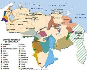 Reclaman  Tierras  Indigenas en  Venezuela