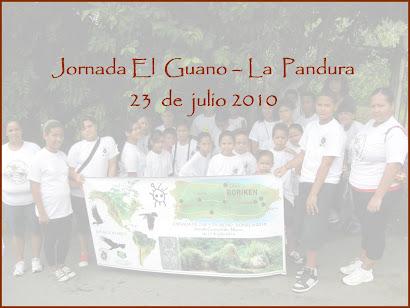 Guano-Pandura Journey