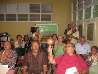 Guateke Navideño en  Caguana