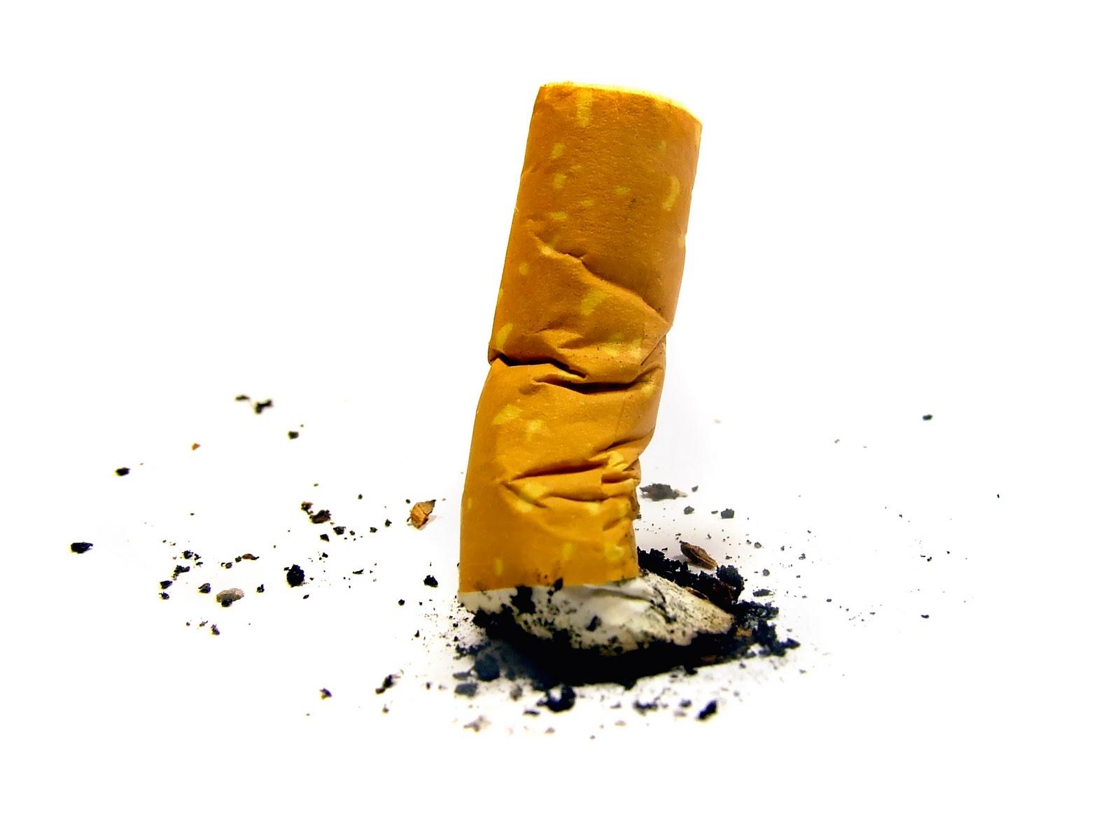 Deixará de fumá-lo grande
