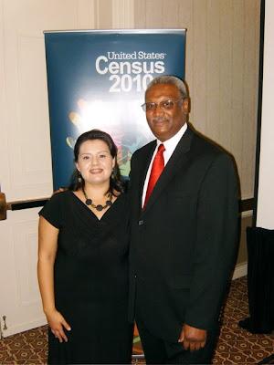 Robert Byrd Launces Us Census Efforts Dameron Communications