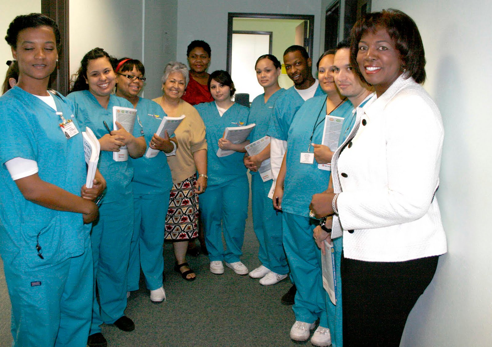 Medical Assistant subjects studied in college