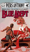 cover of Blue Adept
