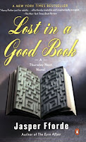 cover of 'Lost in a Good Book'