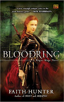 cover of 'Bloodring'