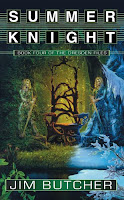 cover of 'Summer Knight'