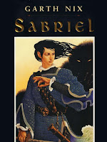 cover of 'Sabriel'