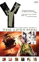 Cover of Y: The Last Man Vol. 2 Cycles