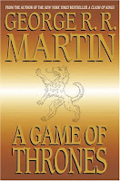 cover of 'A Game of Thrones'