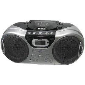 Boombox CD Player