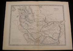 عام 1852م خريطة بلوشستان المستقلة