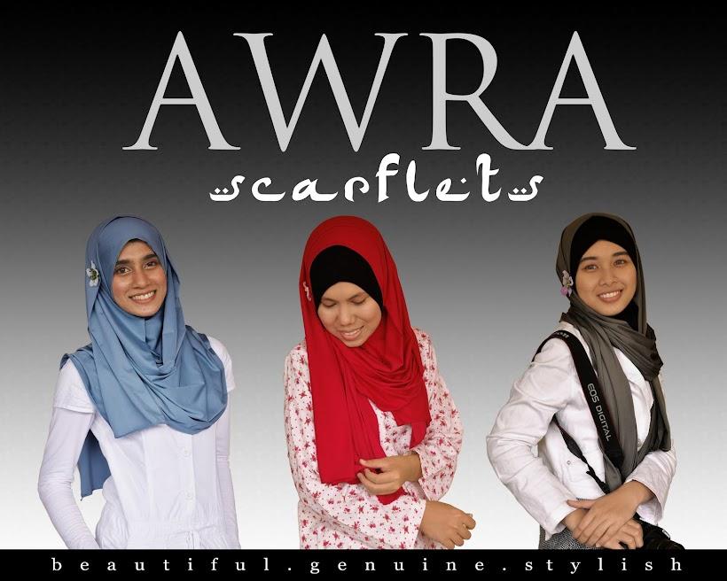 aWraScarflets