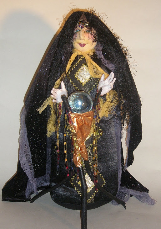 Hortense the Gypsy Witch