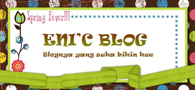 ENI'C Blog - Blognya Eni