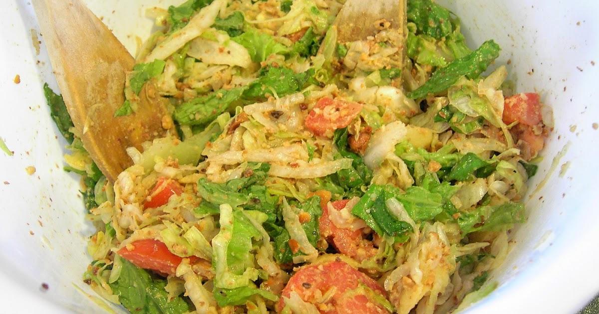 Enjoy Indian Food: Lettuce Koshimbeer