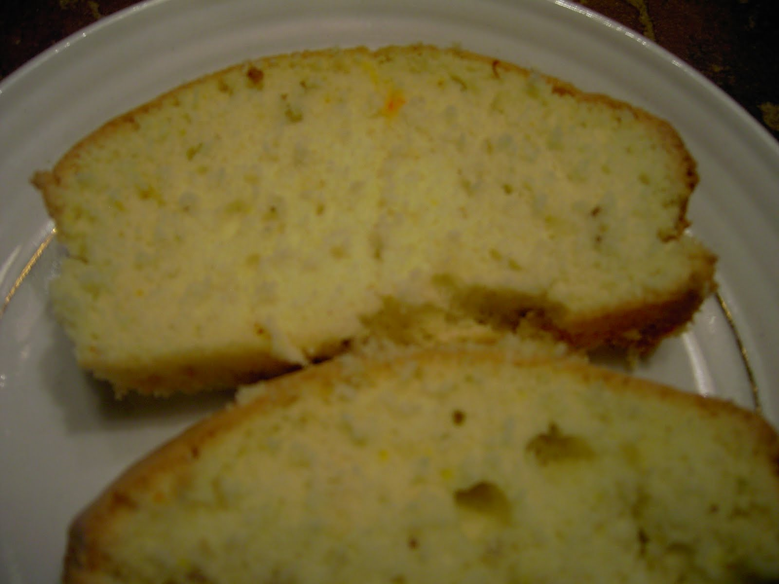 Enjoy Indian Food: Cardamom-Saffron Pound Cake