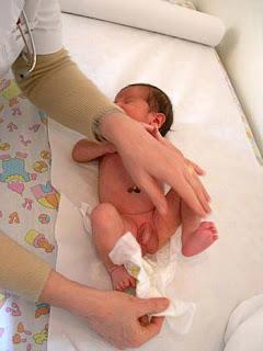 Informes sobre los recién nacidos