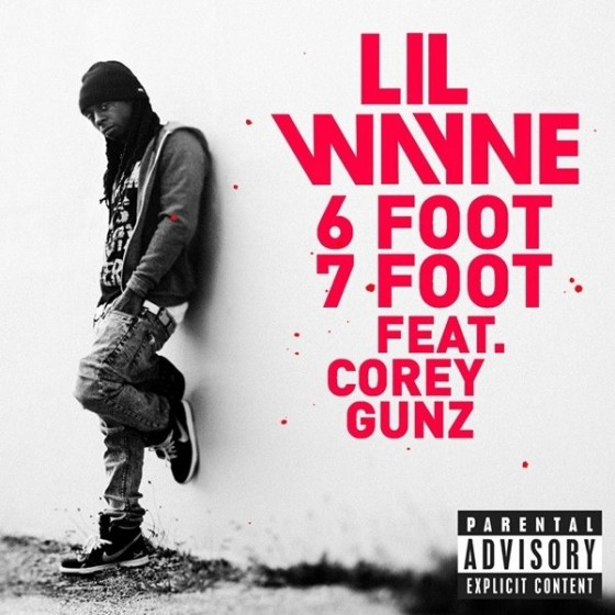 "Lil Wayne 6'7"" Ft. Cory Gunz instrumental Remade by me"