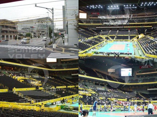 dream design decorating: Saitama Super Arena Flexes Mega Muscles