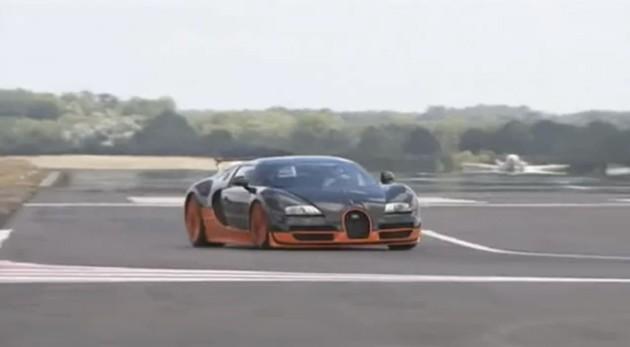 Video Top Gear Bugatti Veyron Super Sport Digg