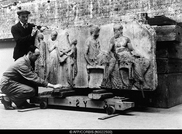 Talk:Elgin Marbles/Archive 1