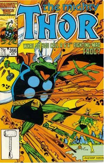 Thor frog Thorfrog hammer mjolnir