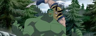Wolverine vs Hulk Logan Bruce Banner marvel James Howlett superhero fight