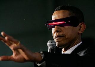 Barack Hussein Obama cyclops X-Men leader marvel president