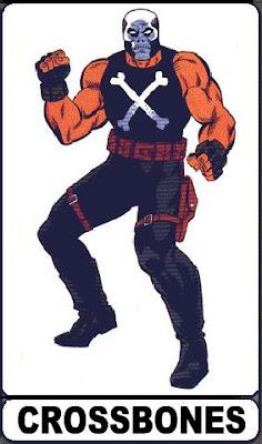 Crossbones Captain America Marvel villain