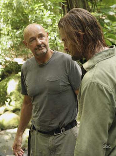 Terry O'Quinn John Locke James Sawyer Ford Josh Holloway Lost Island
